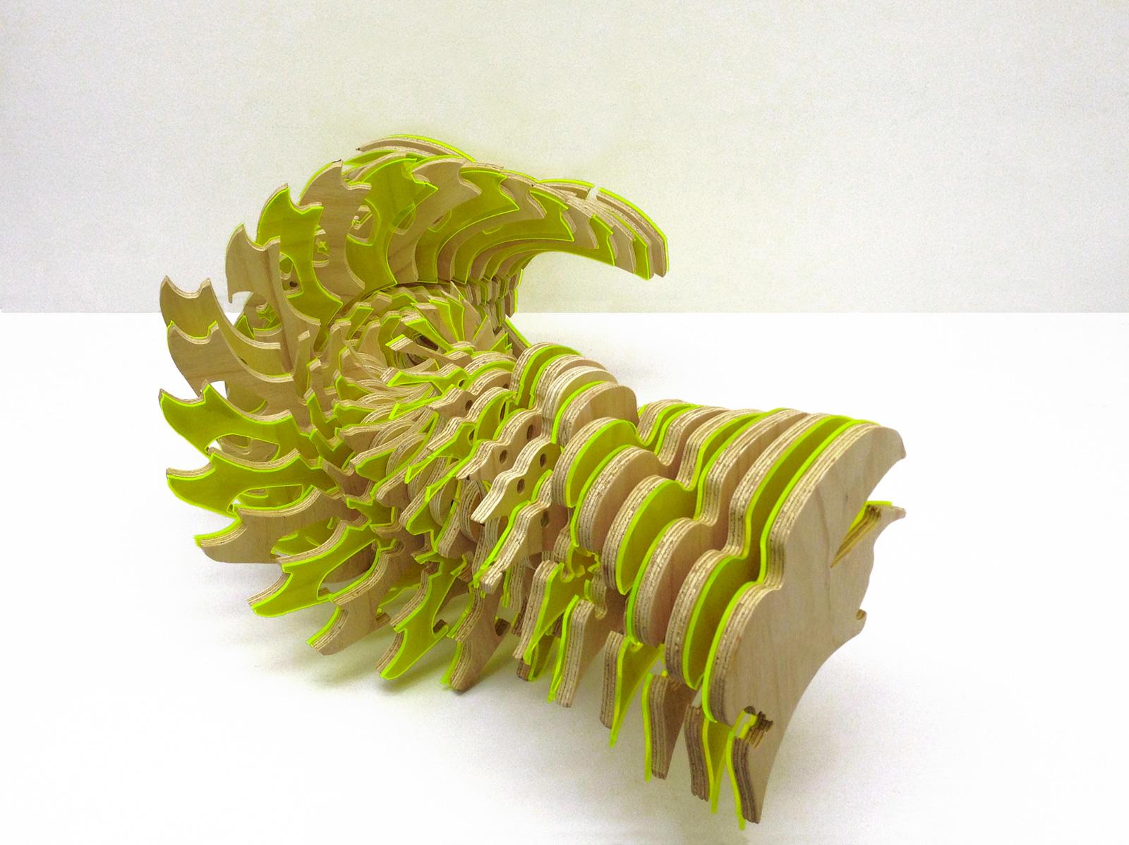 KAREN-AUNE-Lapsus-Tropicus-Escultura-Mutación
